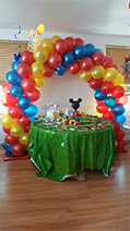 Mickey Mouse, Rick's Balloon Creations