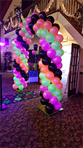 Balloon Arch,Rick's Balloon Creations