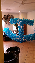 Blue Anchor, Rick's Balloon Creations